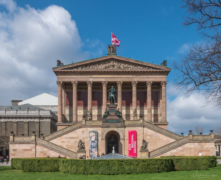 Alte National Galerie Berlin
