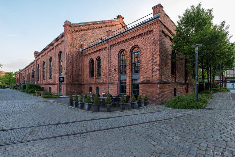 Altes Gaswerk Hamburg