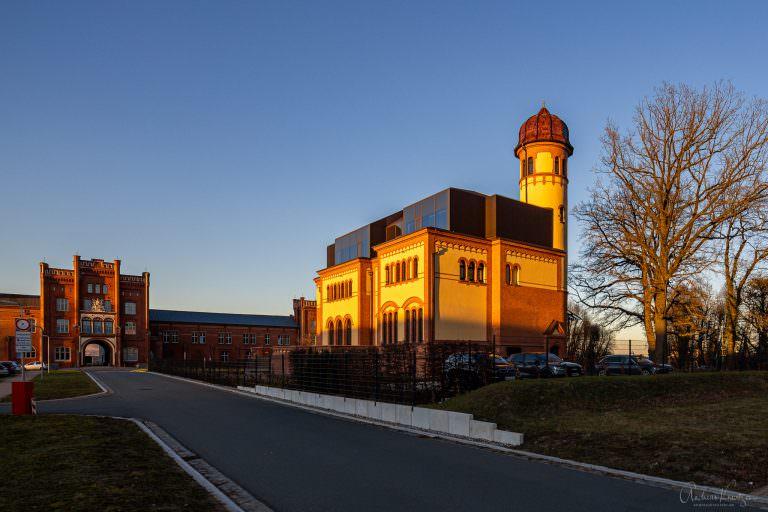 Altes Offizierskasino in Schwerin