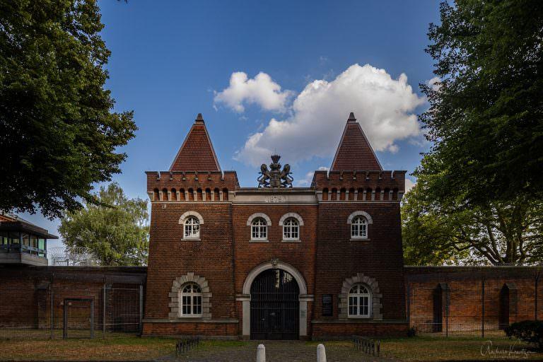 Altes Torhaus - KZ Gedenkstätte Fühlsbüttel
