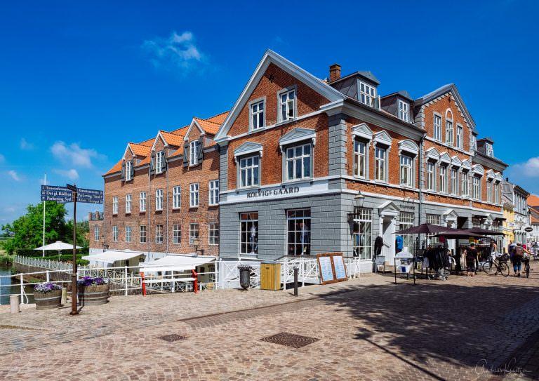 Altstadt in Ribe III