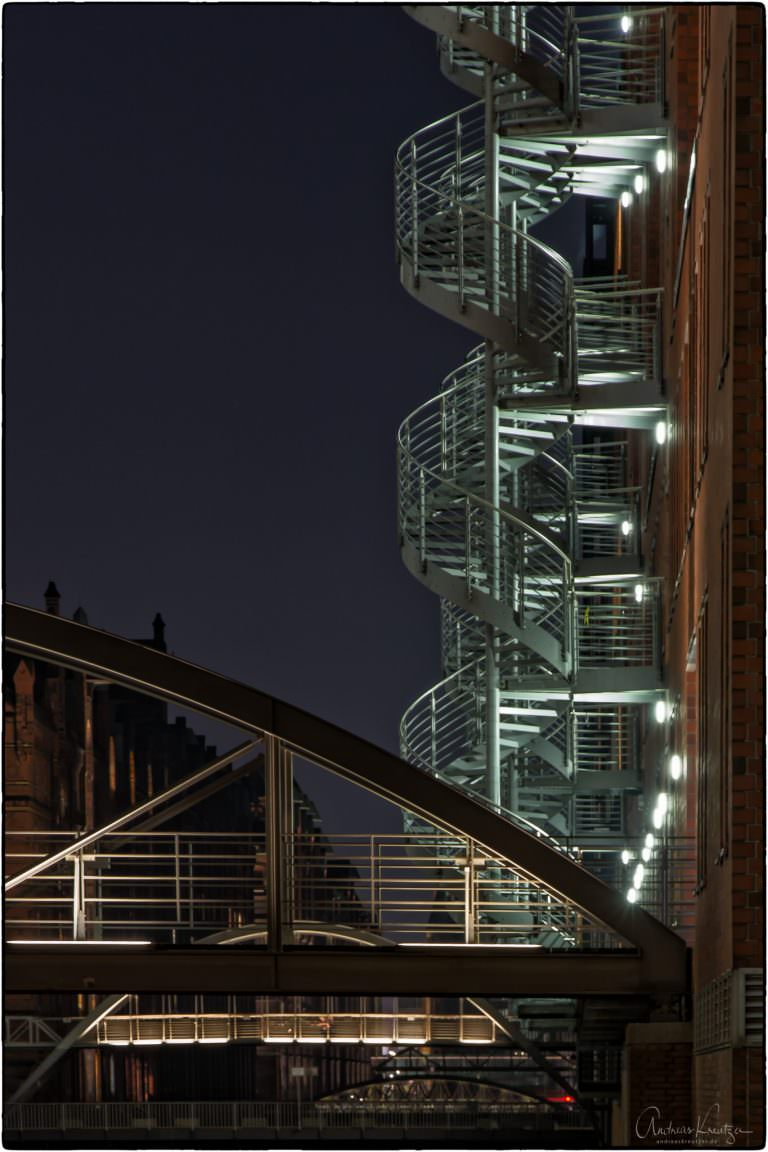 Außentreppe II
