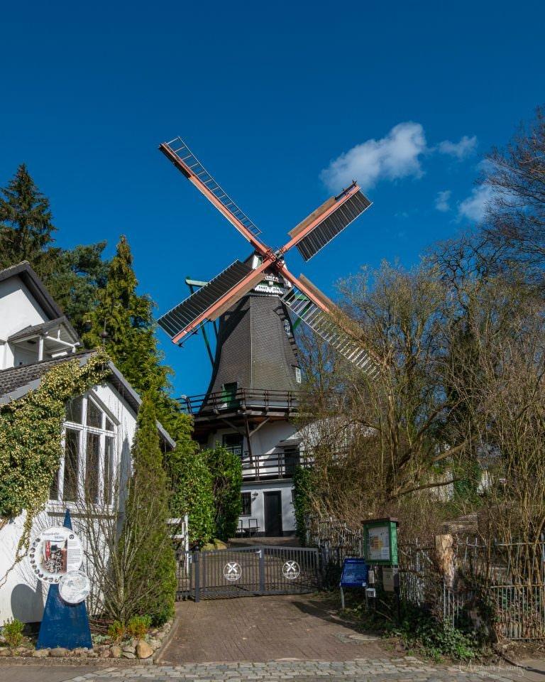Bergedorfer Mühle