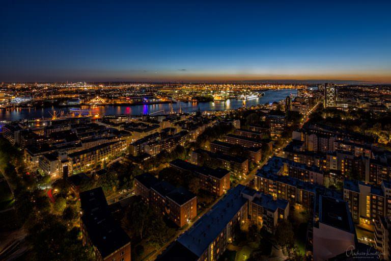 Blick auf den Hafen II