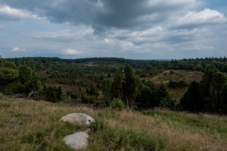 Blick von der Aussichtsplattform auf den Totengrund