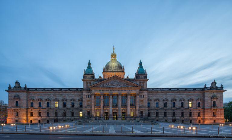 Bundesverwaltungsgericht in Leipzig I
