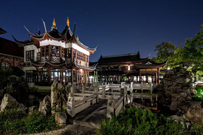 Chinesisches Teehaus II