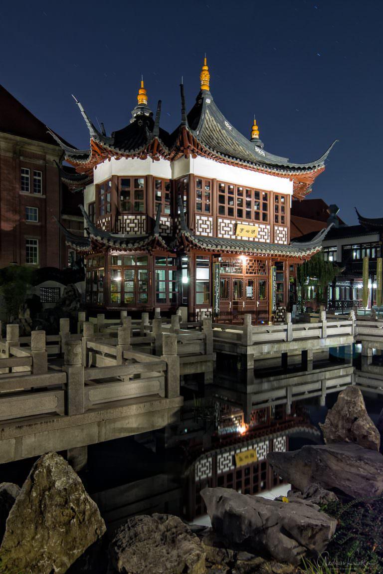 Chinesisches Teehaus IV