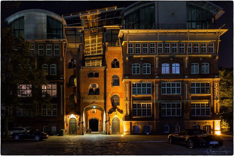 Ehemalige Schokoladenfabrik