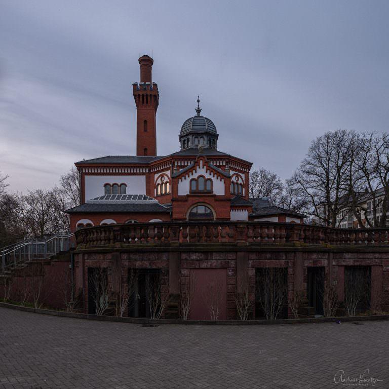 Ehemaliges Krematorium