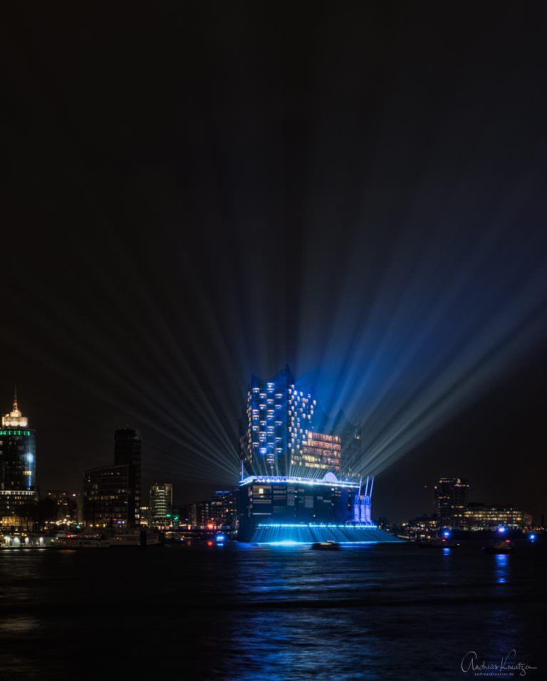 Elbphilhamonie Eröffnungsfeier