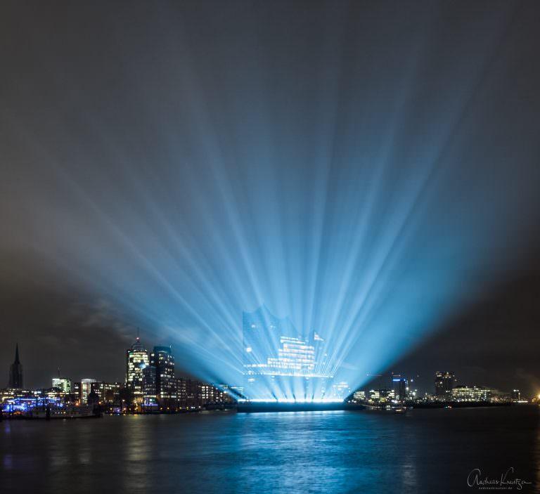 Elbphilharmonie Probe Eröffnung