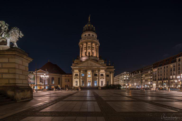 Französischer Dom am Gendarmenmarkt in Berlin