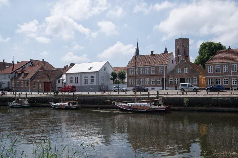 Hafen von Ribe