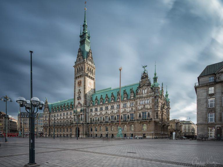 Hamburger Rathaus XXII