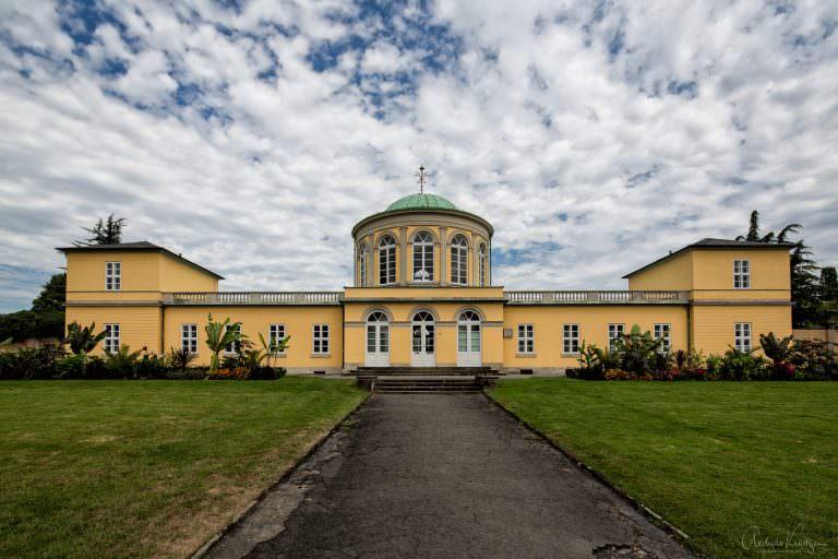 Historisches Bibliotheksgebäude - Hannover-Herrenhausen