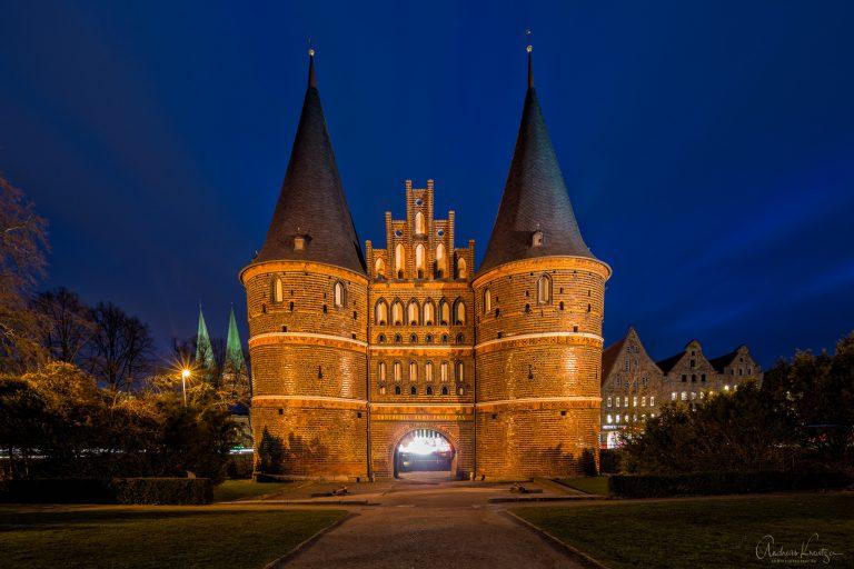 Holstentor in Lübeck II