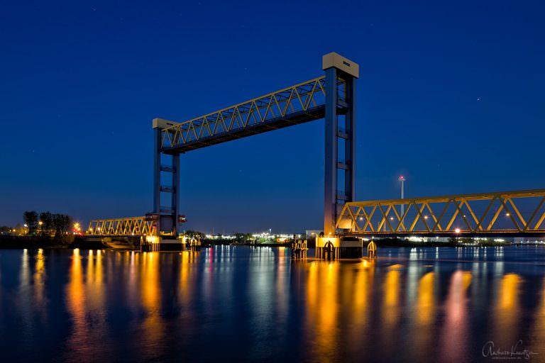 Kattwyk-Brücke V