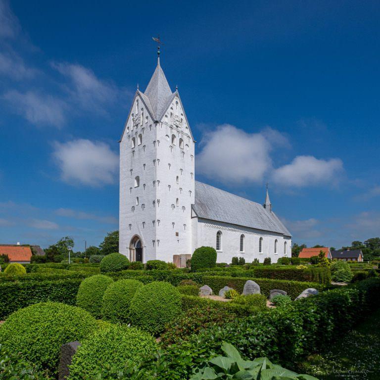 Kirche in Bröns