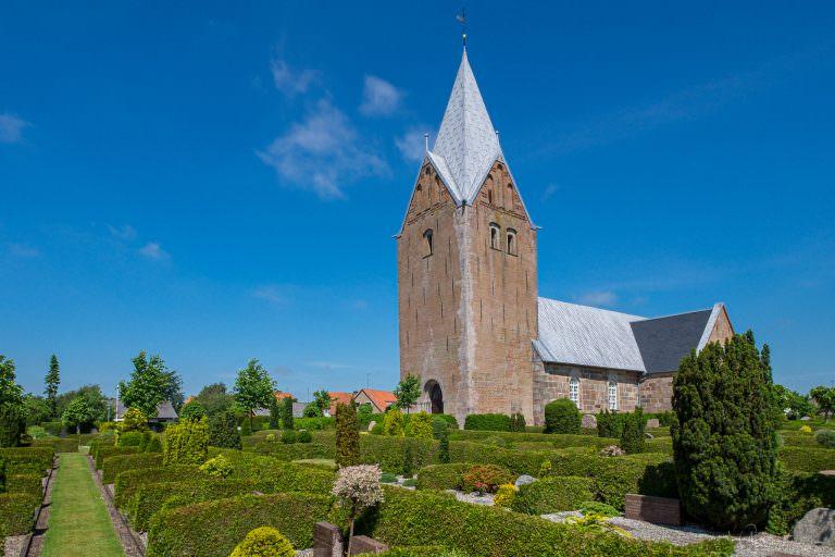 Kirche in Skaerbaek