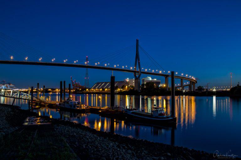 Köhlbrandbrücke XIV
