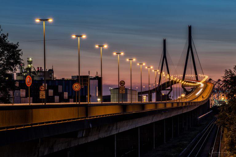 Köhlbrandbrücke XVI