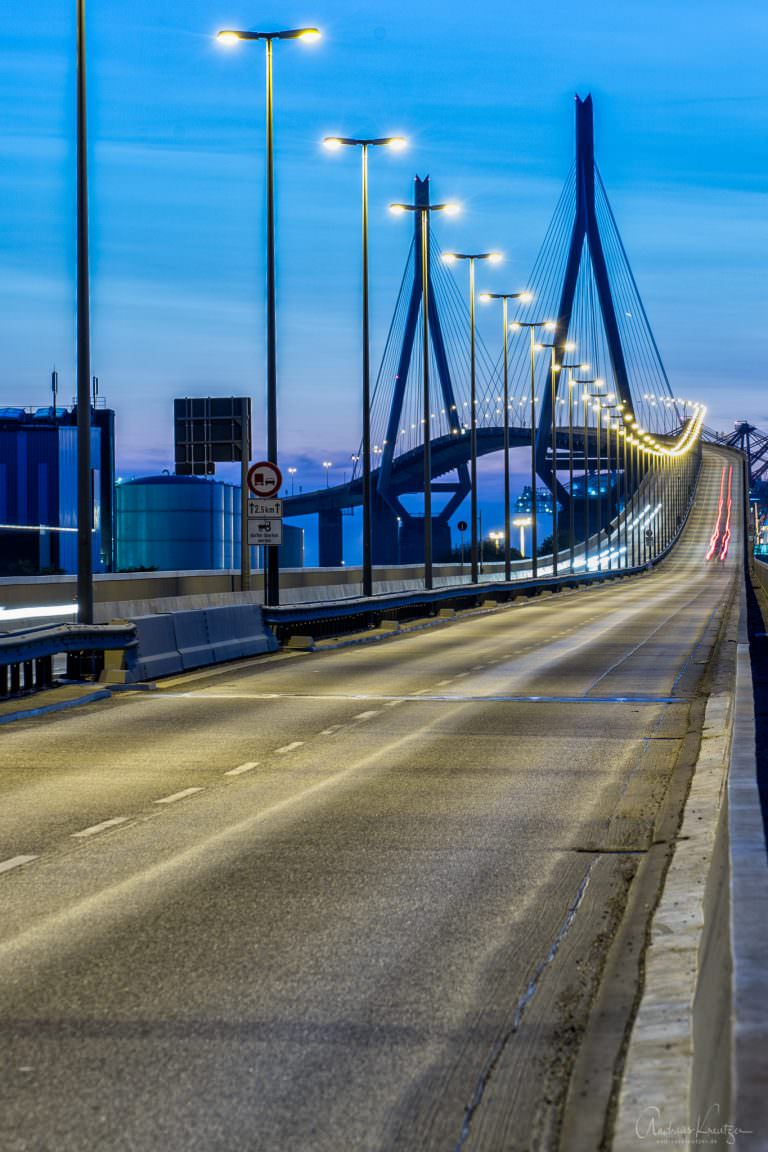 Köhlbrandbrücke XVIII