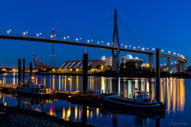 Köhlbrandbrücke XVIV