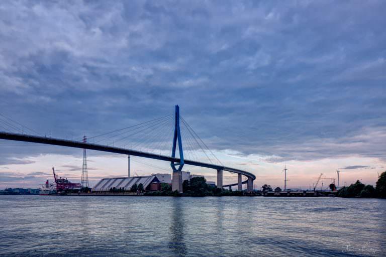Köhlbrandbrücke XX