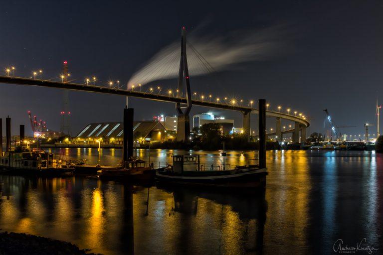 Köhlbrandbrücke XXI