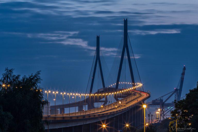 Köhlbrandbrücke XXII