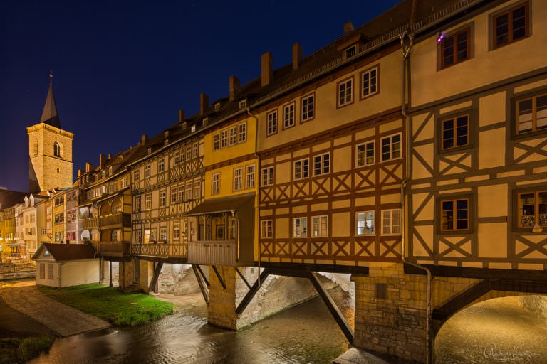 Krämerbrücke in Erfurt