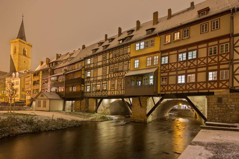 Krämerbrücke in Erfurt II