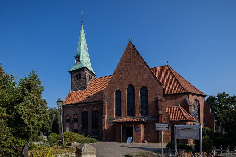 Kreuzkirche Wilhelmsburg