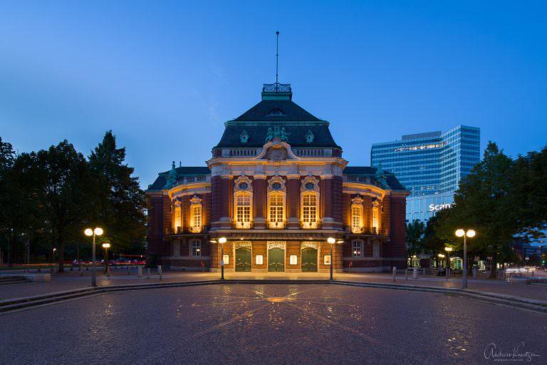 Laeiszhalle - Musikhalle Hamburg III