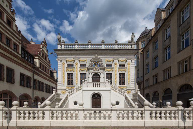 Leipzig - Alte Börse