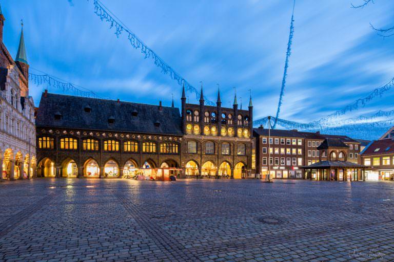 Markt in Lübeck