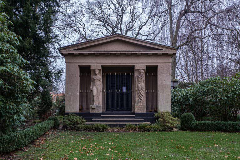 Mausoleum von Puttkamer-Heymann