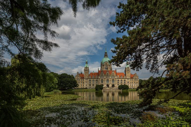 Neues Rathaus Hannover I