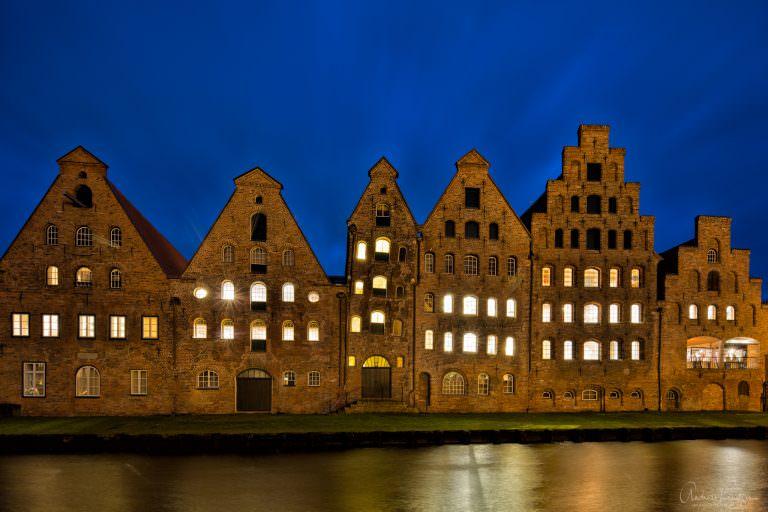 Salzspeicher in Lübeck II