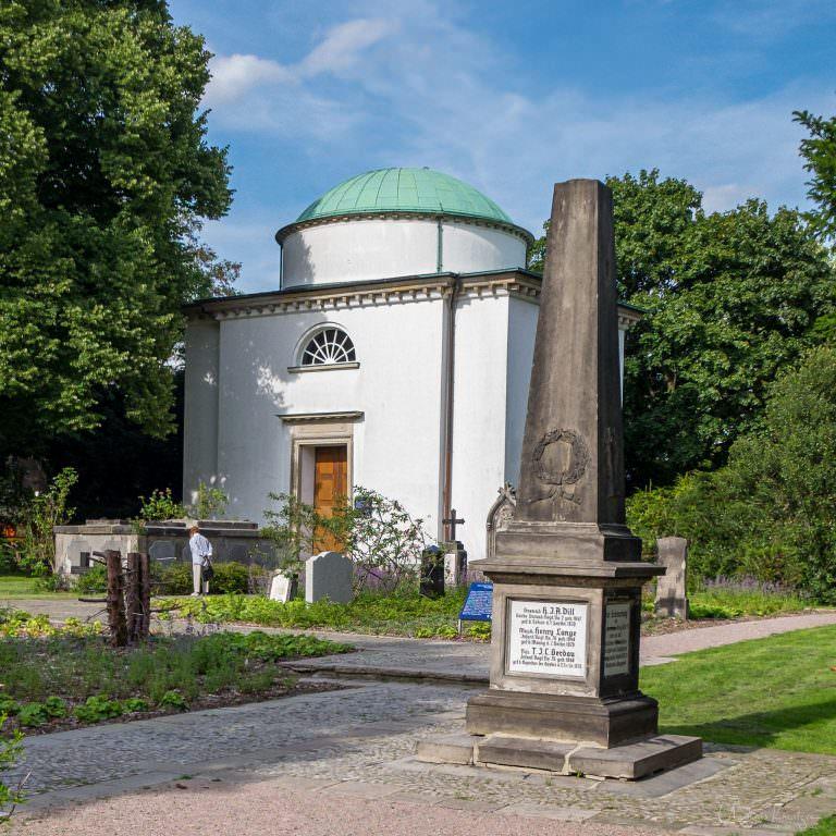 Schimmelmann-Mausoleum