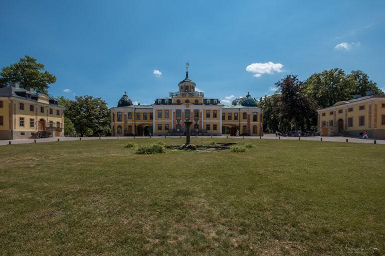 Schloss Belvedere in Weimar