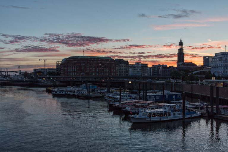 Sonnenuntergang am Michel 0614