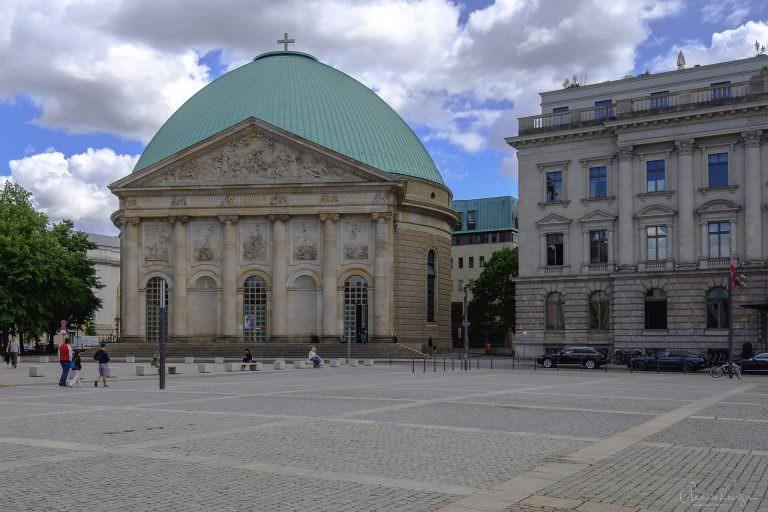 St. Hedwigs-Kathedrale Berlin