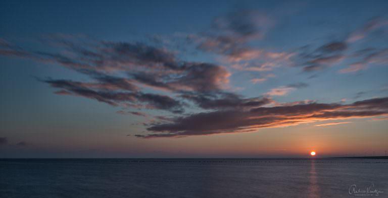 Sunrise at the North Sea II