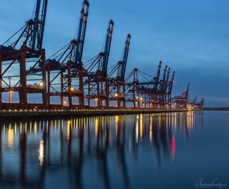 Terminals Containerhafen