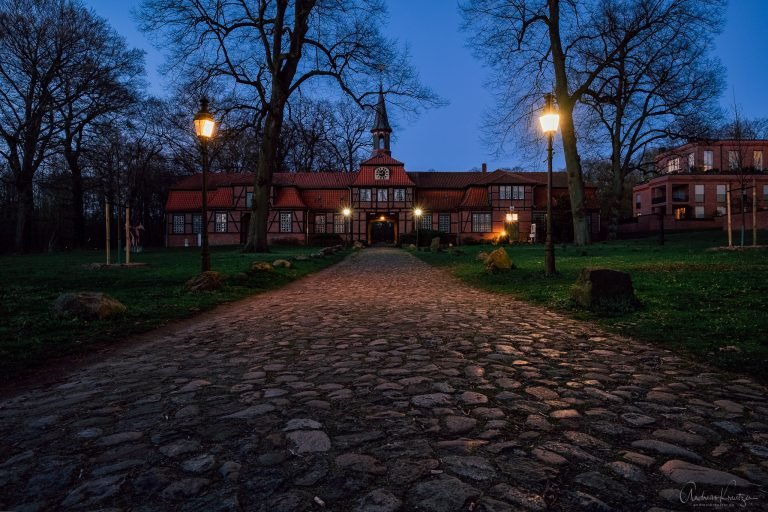 Torhaus in Wellingsbuettel