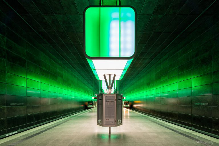 U-Bahn Station HafenCity Universität II