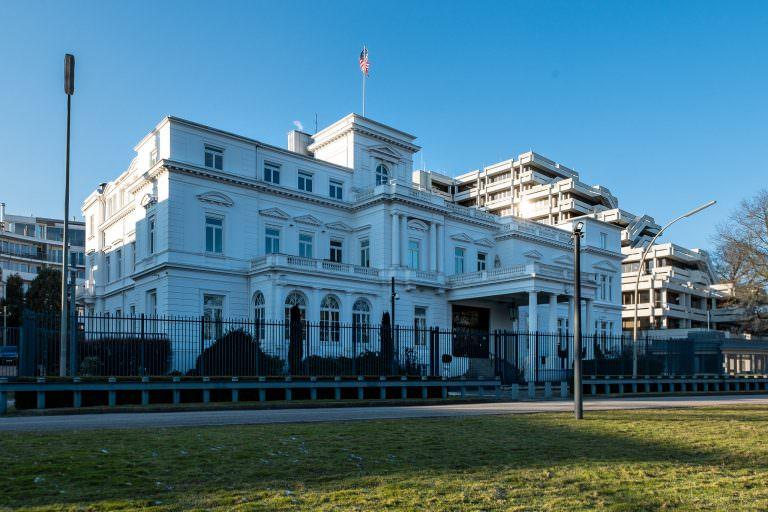 US Konsulat Hamburg