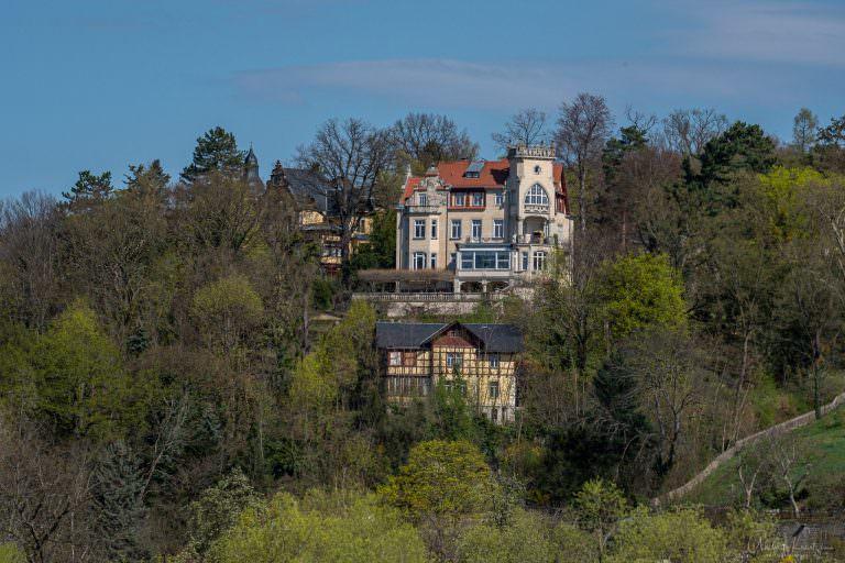 Villa in Dresden Weisser Hirsch
